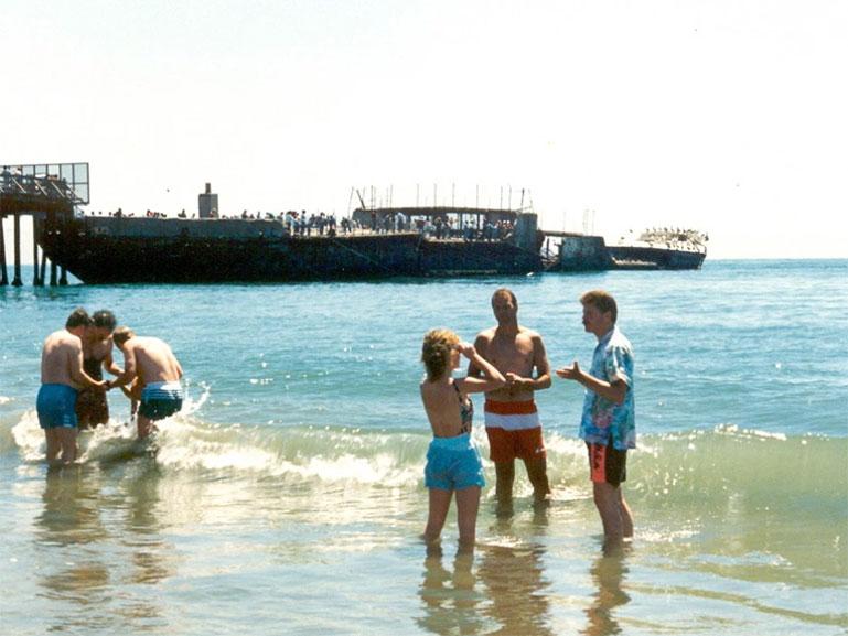 Baptisms at the Beach